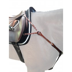 Silver Crown Liberty Pro Breastplate