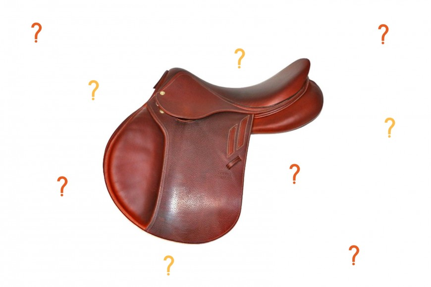 Buying your next or first used saddle online? Guide on how to choose the right one